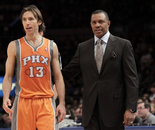 Steve Nash passing on Phoenix Suns