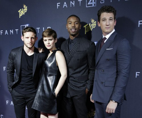 'Fantastic Four,' 'Fifty Shades of Grey' sweep the Razzie Awards