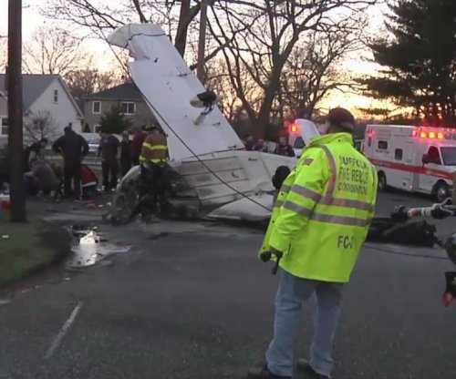 Pilot and passenger injured in Long Island small plane crash