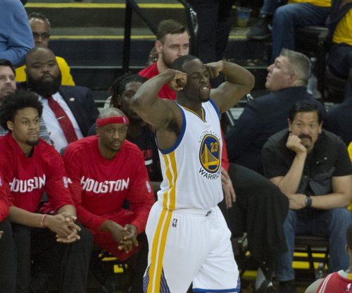 Golden State Warriors easily eliminate Houston Rockets in Game 5