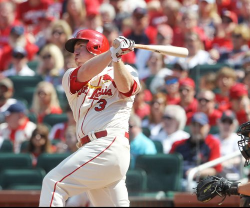 Jedd Gyorko, Matt Adams, Yadier Molina homer in St. Louis Cardinals win