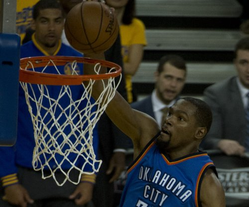 Kevin Durant not ready to talk free agency, new contract