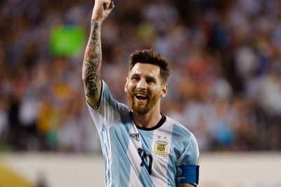 Lionel Messi: USA TODAY goof gives motivation to soccer's LeBron James
