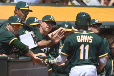 Boston Red Sox trade for Oakland Athletics OF Rajai Davis