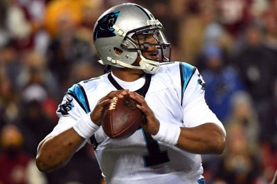 Cam Newton glad to be back on field for Carolina Panthers
