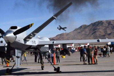General Atomics receives more than $328.8M for drone systems