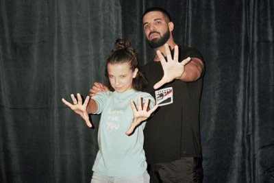 Millie Bobby Brown on Drake: 'We text all the time'