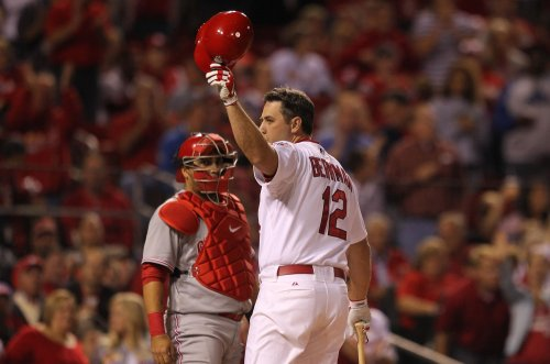 Rangers sign Lance Berkman to 1-year deal