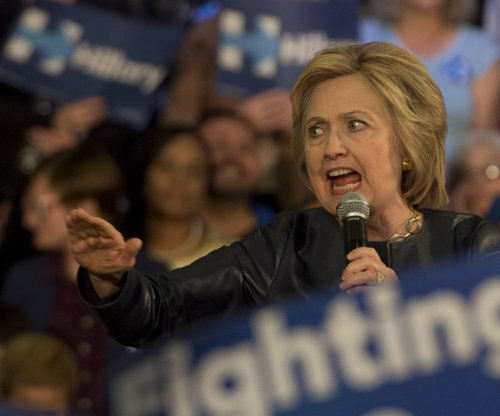 Clinton wins environmental campaign group's first-ever nod