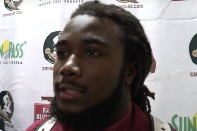 Dalvin Cook sets Florida State rushing record in 45-14 romp
