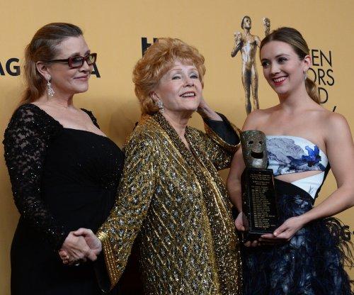 Debra Messing, Ariana Grande, Ellen DeGeneres mourn death of entertainer Debbie Reynolds