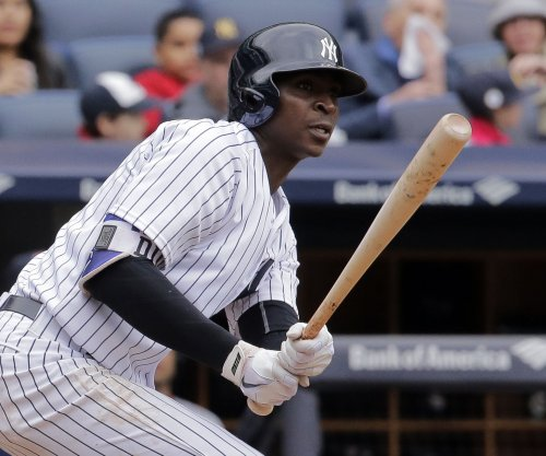New York Yankees' Didi Gregorius (shoulder) likely to miss April