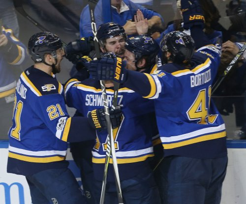 St. Louis Blues stay alive in series by beating Nashville Predators