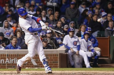 Chicago Cubs hang on for 5-4 win over Washington Nationals