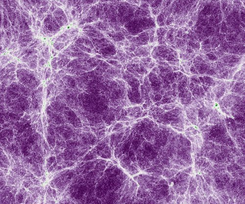 Study suggests dark matter is more cold than fuzzy