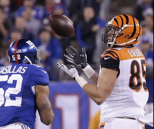 Fanatsy Football: Cincinnati Bengals TE Tyler Eifert likely out vs. Green Bay Packers