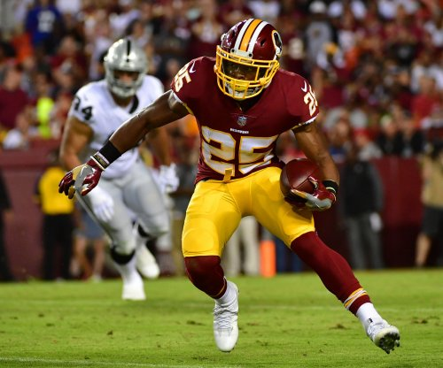 Washington Redskins roll to 27-10 win over Oakland Raiders