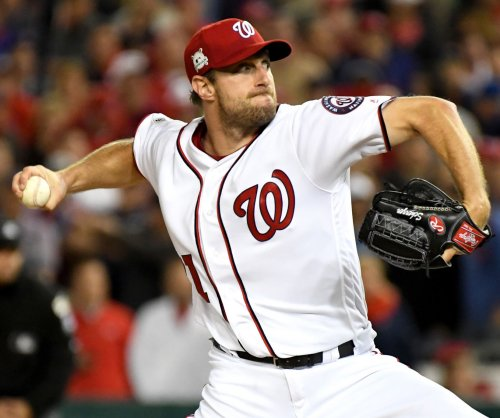 NL Cy Young: Washington Nationals' Max Scherzer repeats as winner