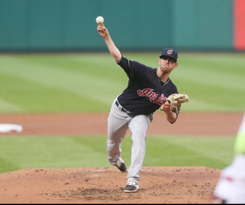 Bieber fits into Indians' rotation, set for A's