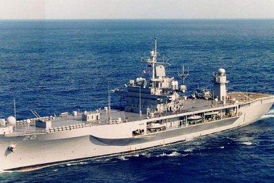 Multi-nation Sea Breeze exercise kicks off in Black Sea