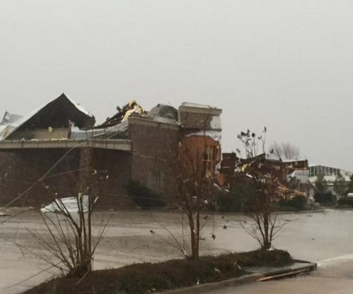 Tornadoes touch down in southeast, cause at least four deaths