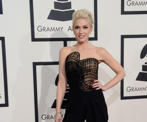 Gwen Stefani on her Grammy's jumpsuit: 'It's Artwork'