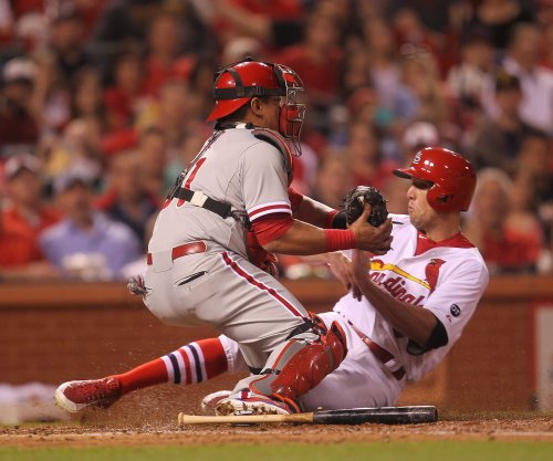 St. Louis Cardinals edge Philadelphia Phillies