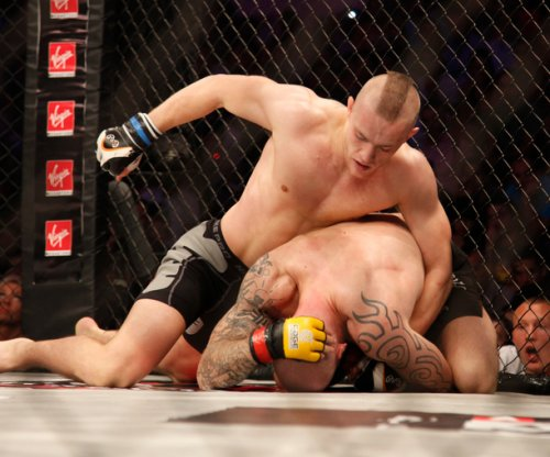 UFC title-bout pullout has MMA chirping
