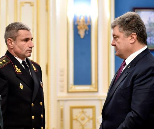 Ukraine names new naval commander