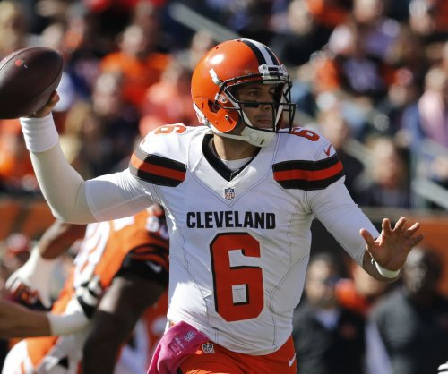 Cleveland Browns QB Cody Kessler out with possible concussion