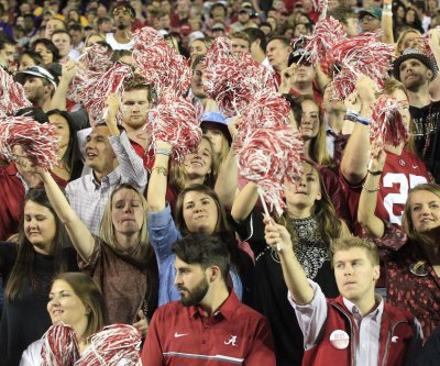 College Football Playoff: Alabama top seed; Washington gets last spot