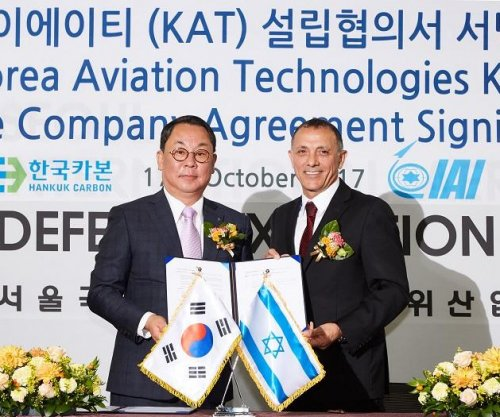 IAI, Hankuk Carbon create joint venture for drones