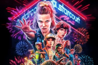 'Stranger Things' highlights Eleven, new monster in Season 3 poster
