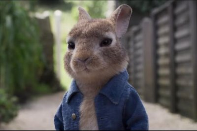 'Peter Rabbit 2': Peter goes to save family in new trailer