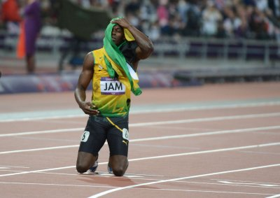 Bolt anchors Jamaica to world record