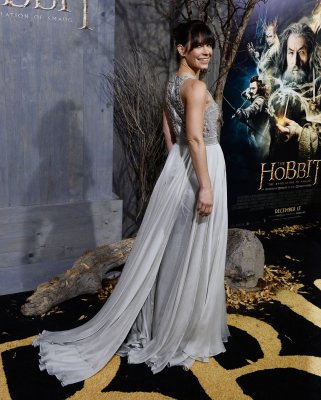 Evangeline Lilly hates cover with 'best butt ever'
