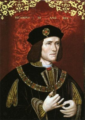 Body of Richard III, found under parking lot, to be reburied in Leicester, England