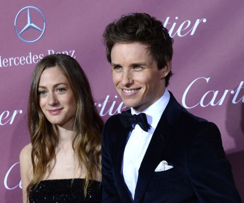 Eddie Redmayne, Hannah Bagshawe debut as newlyweds