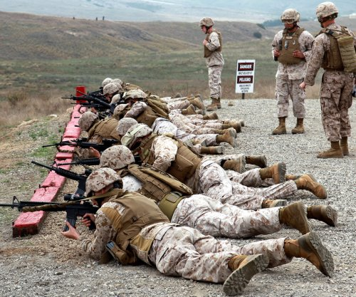 Marine found dead at California's Camp Pendleton