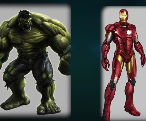 New footage, concept art released for cancelled 'Avengers' video game
