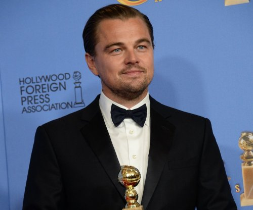 Leonardo DiCaprio rails against fossil fuels in award speech