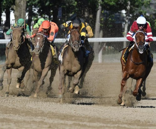 UPI Horse Racing Roundup: Gun Runner moves closer to shot at Arrogate in Breeders' Cup