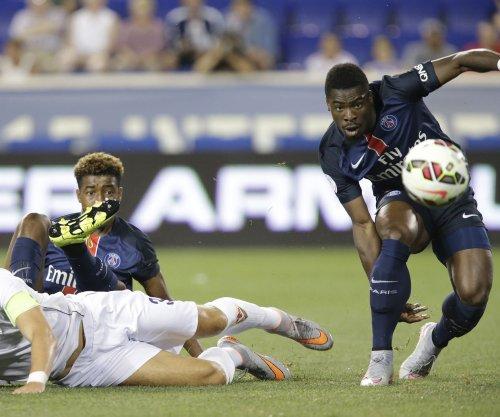 Serge Aurier: Tottenham signs Paris Saint-Germain right back