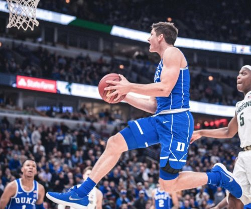 Duke, Grayson Allen run past No. 2 Michigan State