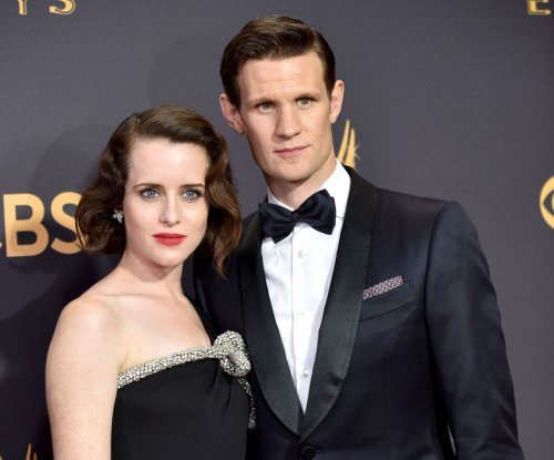 Matt Smith supports Claire Foy after pay controversy