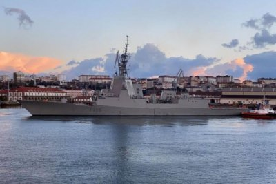 Spanish warship to lead NATO 'Formidable Shield' exercises