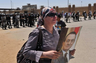 Mubarak trial adjourned until Aug. 17