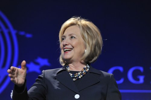 Hillary Clinton urges work to protect voter rights