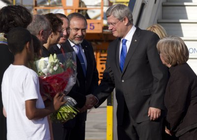 Canadian prime minister addresses Israeli Knesset