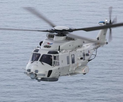 Netherlands lifts suspension of NH90 helicopter deliveries